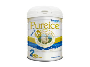 Goldmax Pureice Goat Milk Follow-On Formula Stage 2 800g From 6 to 12 Months