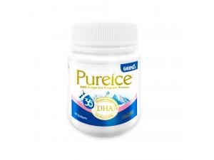 Goldmax Pureice DHA For Pregnant Women 60 Softgel Capsules